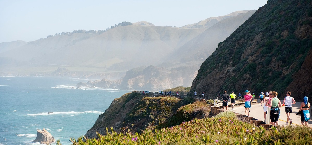 Image result for big sur international marathon