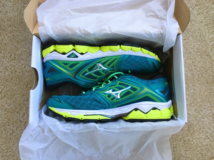 Review: Mizuno Wave Sky