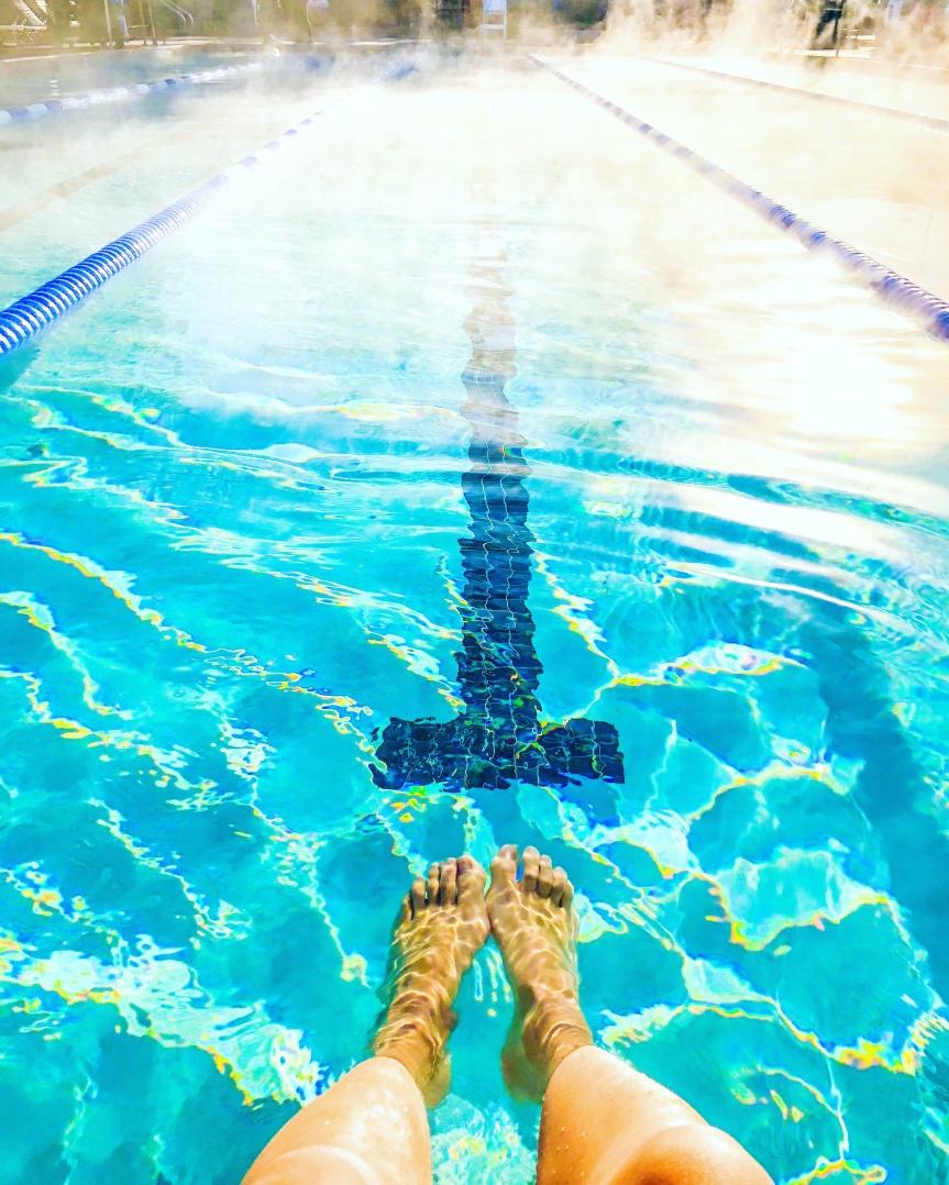 Swim: Descending PullSet