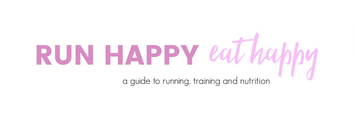 Run Happy, Eat Happy