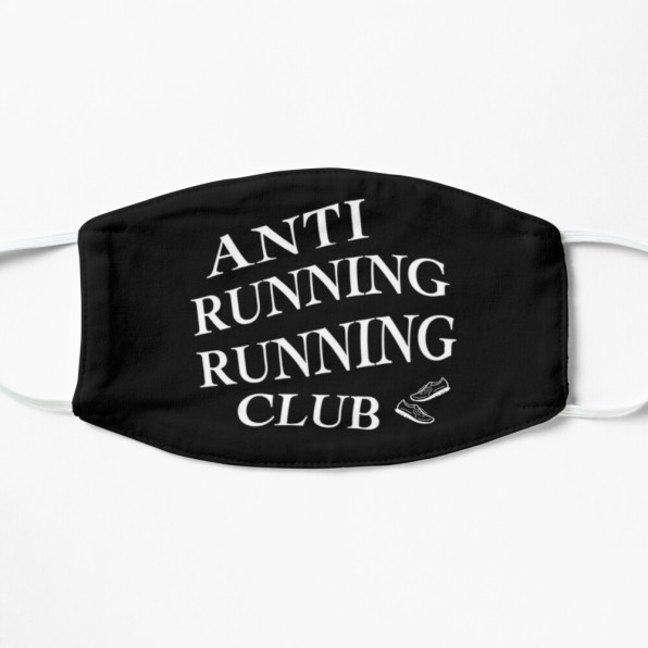 Anti-Running Running Club Mask